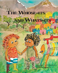 Whose-its and Whats-its picture book cover